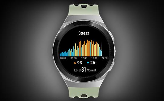 آزاد کردن استرس با ساعت مچی هوشمند هواوی Watch GT 2e