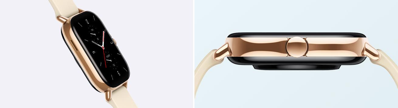 ساعت هوشمند شیائومی Amazfit GTS 2 با طراحی باریک و جذاب