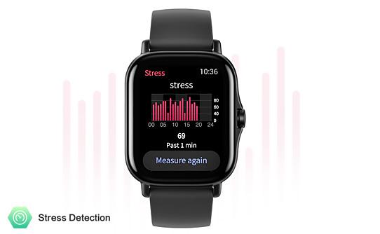 ساعت هوشمند شیائومی Amazfit GTS 2 با قابلیت نظارت بر سطح استرس