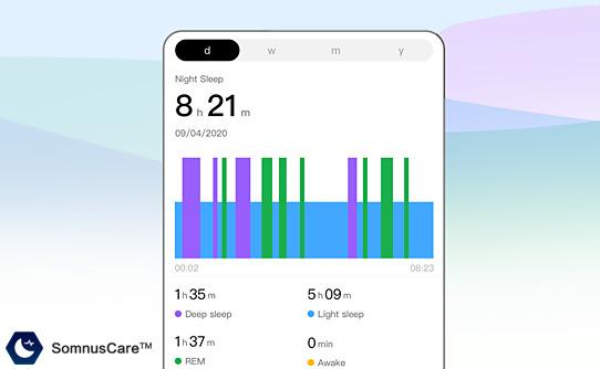 ساعت هوشمند شیائومی Amazfit GTS 2 با قابلیت نظارت بر کیفیت خواب شما